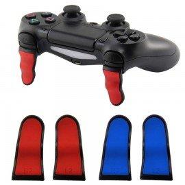Prolongador extensor de gatillos mando PS4 - MEGAGRIP XL