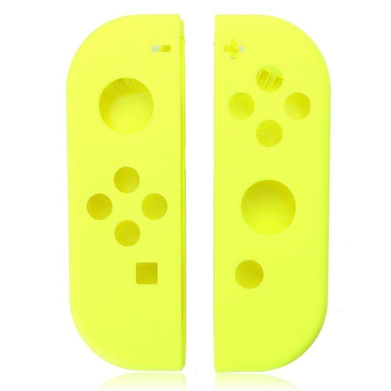 Carcasa mando Joy Con Nintendo Switch - Amarillo
