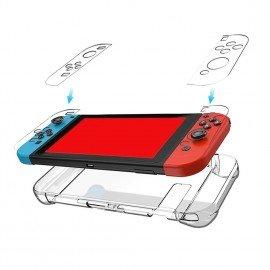 Carcasa protectora Nintendo Switch 3 en 1