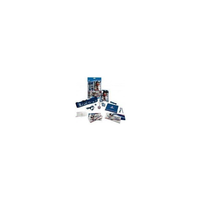 Pack NDS Lite / DSi / DSi XL Mickey  Mouse  (16 en 1 )