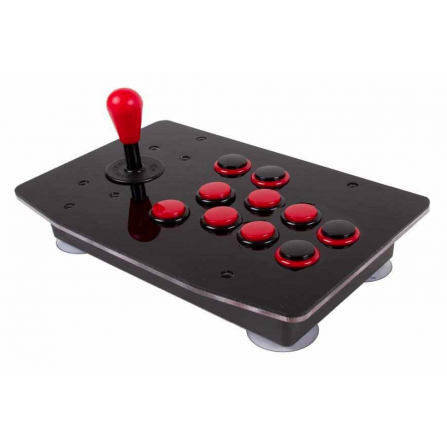 Joystick arcade PROLED - ROJO