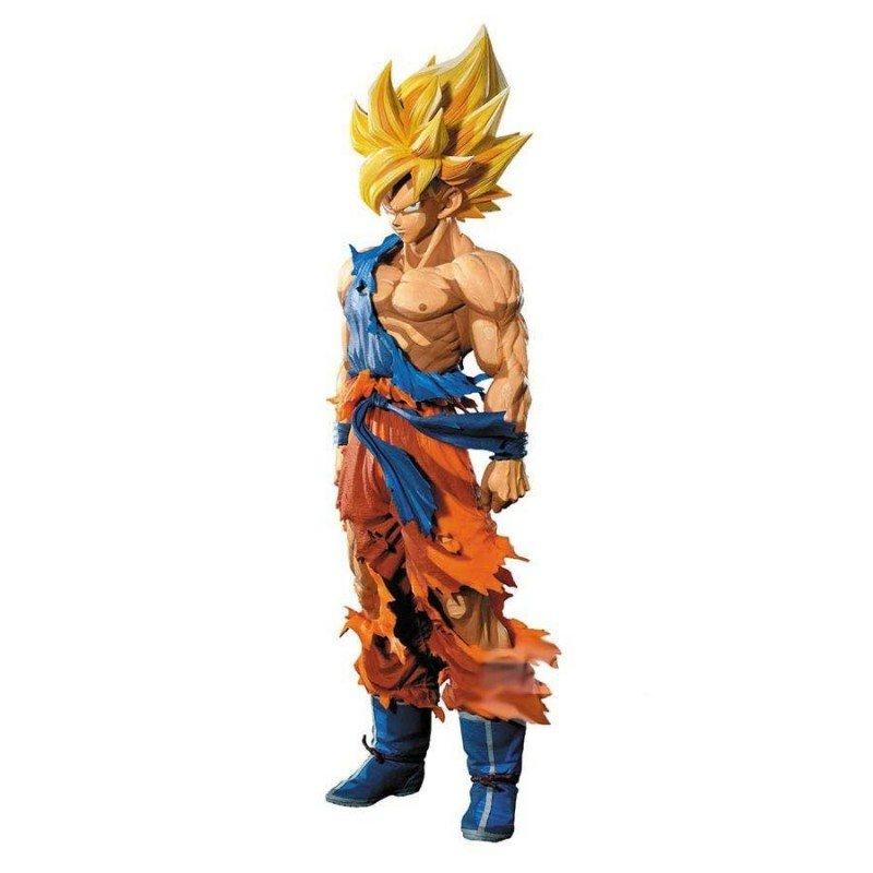 Muñeco DBZ Son GOKU Super Saiyan | Figura 30 cm