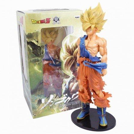 Muñeco DBZ Son GOKU Super Saiyan   Figura 30 cm
