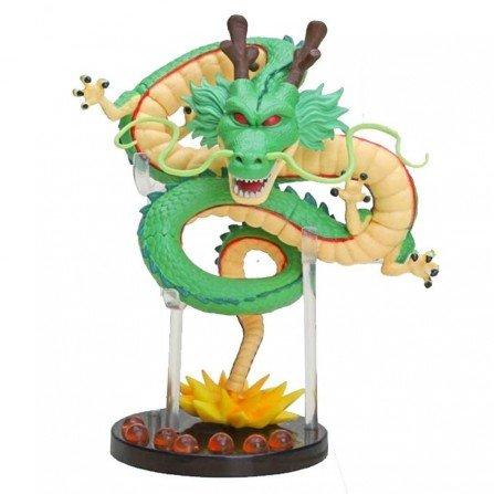 Muñeco DBZ Dragon Shenron con bolas | Figura 15 cm