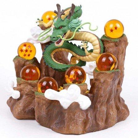 DBZ Montaña expositor de bolas del dragon