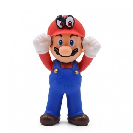 Muñeco Super Mario Bros MARIO| Figura 12 cm