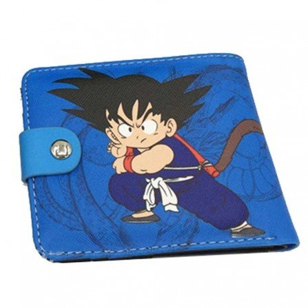 Cartera Billetera DBZ GOKU