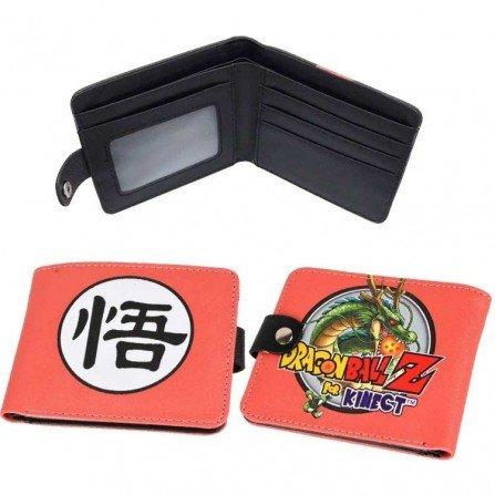 Cartera Billetera DBZ DRAGON Shenron