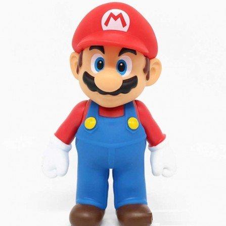 Muñeco Super Mario Bros MARIO| Figura 23 cm