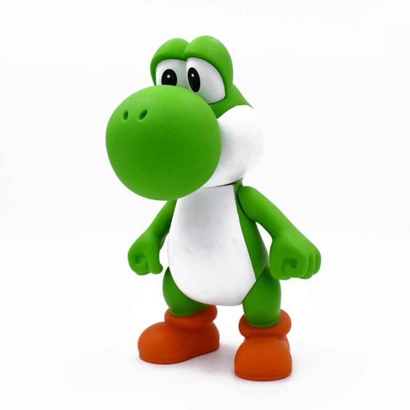 Muñeco Super Mario Bros YOSHI| Figura 23 cm