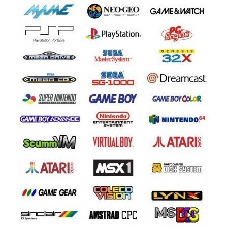 Consola arcade RETROBOX - 128Gb