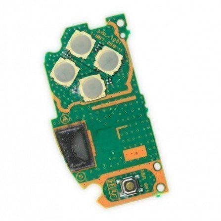 Placa botones PS Vita 2000 - IZQUIERDA