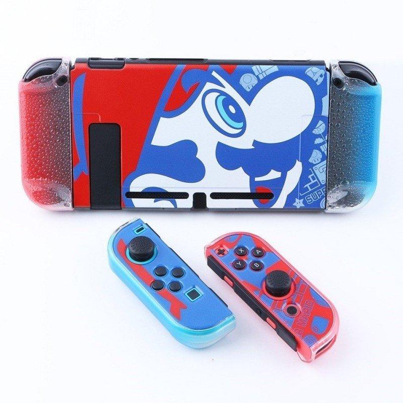 Carcasa Protectora Nintendo Switch | MARIO