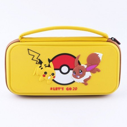 Estuche de transporte Nintendo Switch - POKEMON