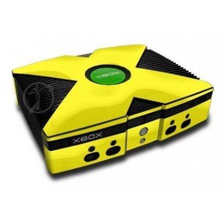 Amarillo canario xbox skin