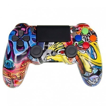 Mando PS4 Personalizado - Graffiti PRO