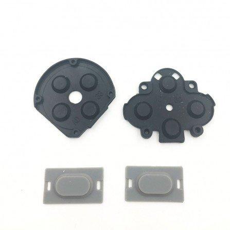 Almoadillas Gomas de contacto PSP 1000 (4 Pcs)