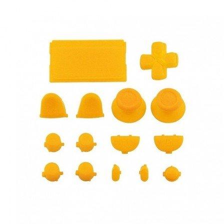 Botones mando DualShock 4 PS4 - GLOSSY (V1-V2)