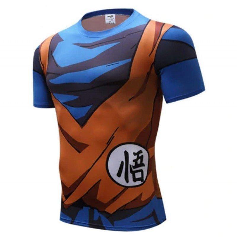Camiseta DBZ Son Goku