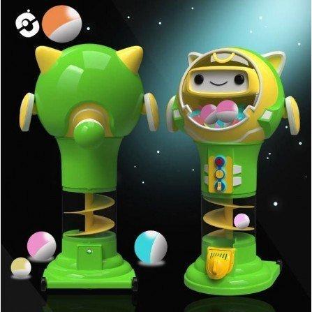 Maquina expendedora bolas - ROBOT