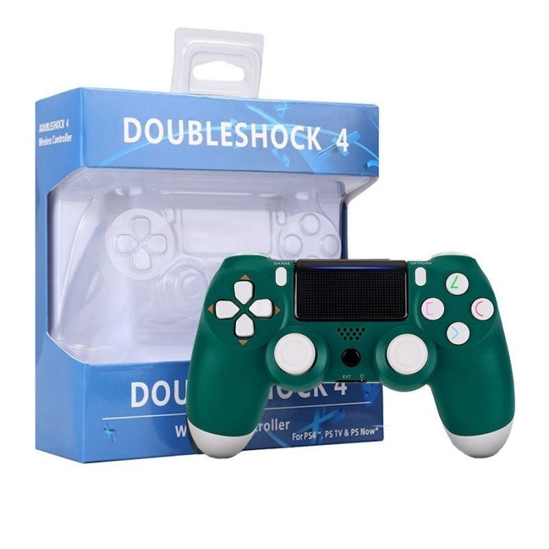 Mando PS4 V2 Compatible - ALPINE GREEN
