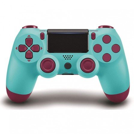 Mando PS4 V2 Compatible - CHERRY BLUE