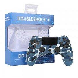 Mando estilo PS4 Retrobox - CAMO BLUE