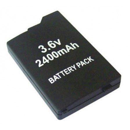 Bateria 2400mAh PSP Slim 2000/3000
