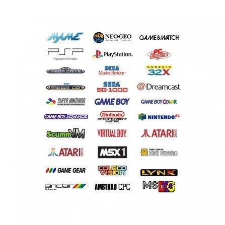 Consola arcade RETROBOX - 64Gb