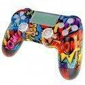 Mando PS4 Personalizado - PIM PAM POW