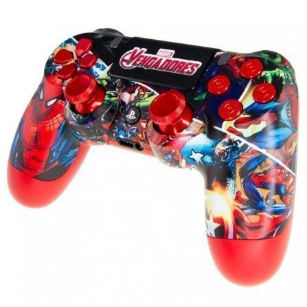 Mando PS4 Personalizado - Marvel Spiderman