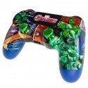 Mando PS4 Personalizado - Marvel HULK