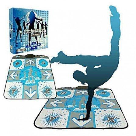 Alfombra de baile DDR Dance II Wii / GAMECUBE / PS2 / XBOX - 8 FLECHAS UNIVERSAL