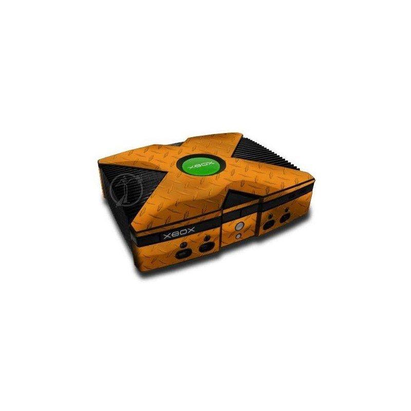 Diamante naranja xbox skin