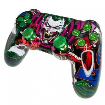 Mando PS4 Personalizado - THE JOKER