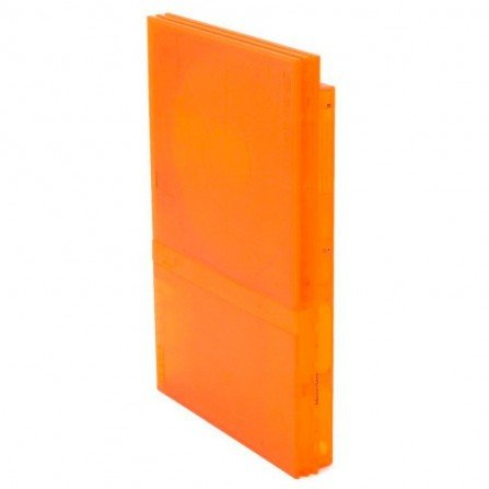 Carcasa PSTWO Naranja
