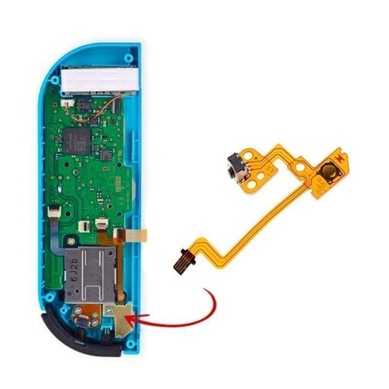 Flex mando Joy Con Switch - Boton L / Menos