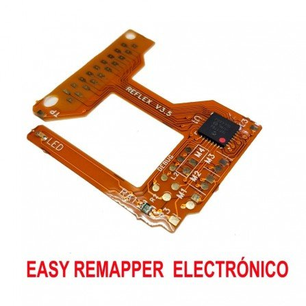 Easy Remapper Electronico Dualshock 4 - V3.5