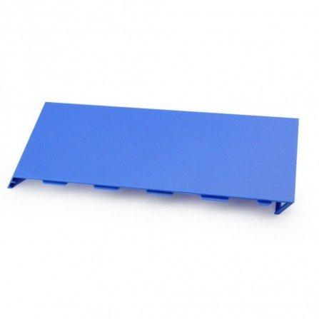 Tapa HDD Disco Duro PS4 Fat - Mate azul