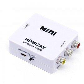 Conversor de HDMI a AV