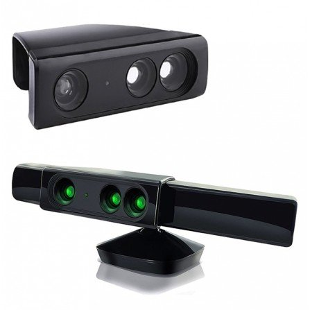 Super Zoom Kinect Gran Angular XBOX 360