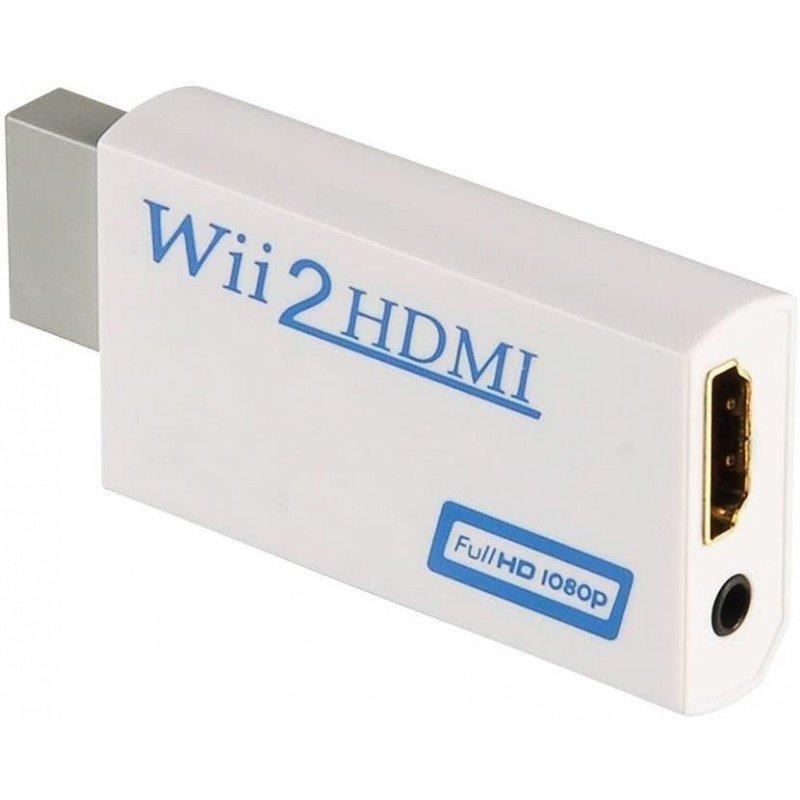 Convertidor HDMI Wii
