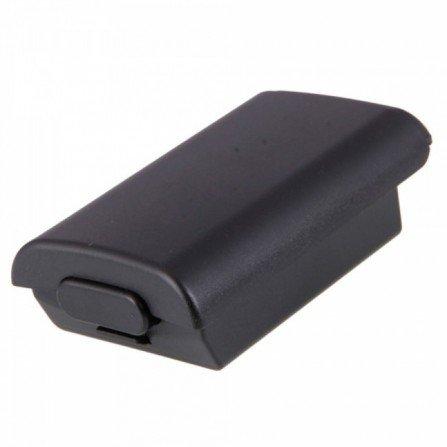 Tapa bateria / pilas mando XBOX360 Negra