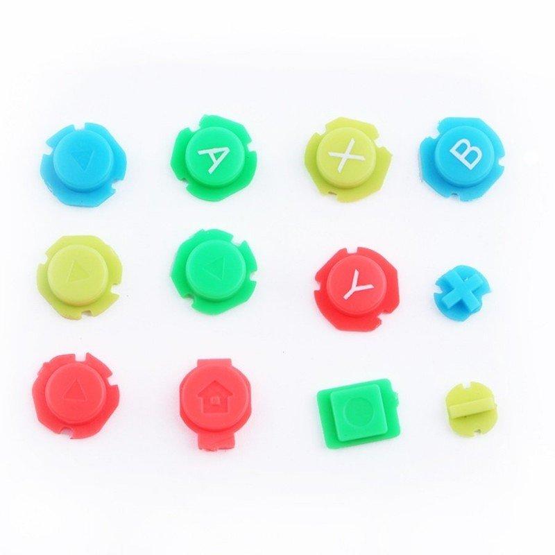 Pack Botones Joy Con Nintendo SWITCH Colores