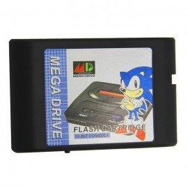 Cartucho juegos SD Megadrive / Genesis