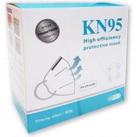 Mascarilla proteccion respiratoria FFP2 / KN95