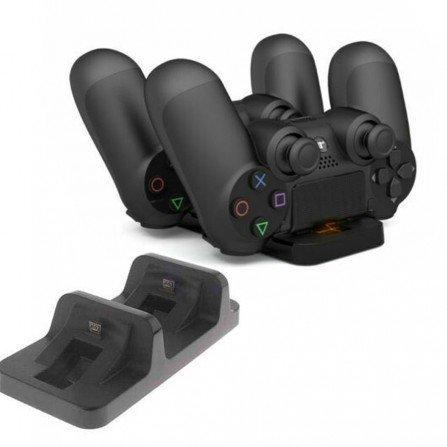 Base de carga mandos PS4