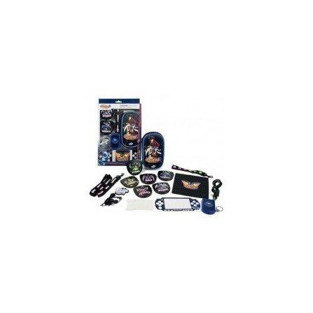 Pack PSP  BEY BLADE  (16 en 1 )