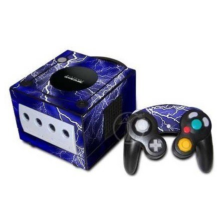 Apocalipsis Azul + 1 mando skin GameCube