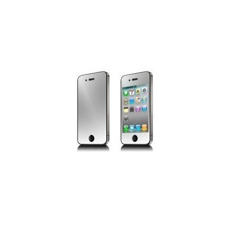 Protector pantalla iPhone 4G/4S (Efecto ESPEJO)